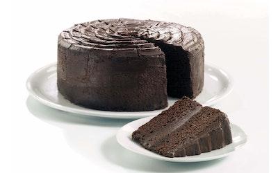 Brakes suklaafudgekakku 1400g vähälaktoosinen 16 palaa pakaste