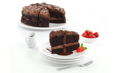 Brakes gluteeniton suklaakakku 1650g 14 palaa pakaste