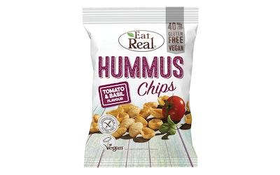 Eat Real 135g Hummus Chips Tomato Basil