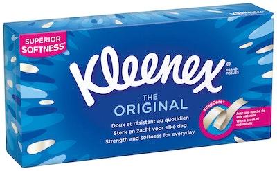 Kleenex Original kasvopaperi/nenäliina 80kpl