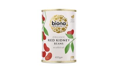 Biona punainen kidneypapu vedessä 400g/240g luomu