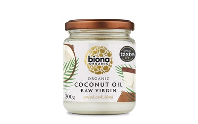 Biona kookosöljy 200g luomu
