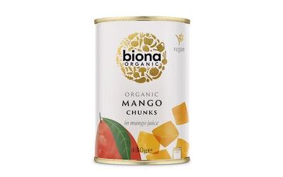 Biona mangopalat mehussa 400g/240g luomu