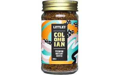 Little's Colombian Instant Coffee pikakahvi 50 g