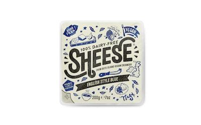 Sheese juusto kasviper 200g sinihome