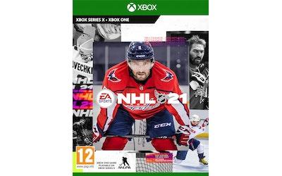 NHL 21 Xbox One -peli - kuva