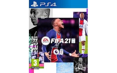 FIFA 21 PS4-peli - kuva