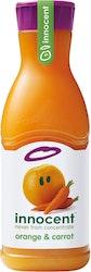 Innocent appelsiini & porkkana mehu 900ml