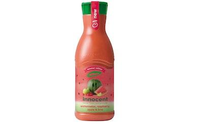 Innocent mehu 900ml vesimeloni-vadelma-omena-lime