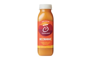 Innocent super smoothie 300ml recharge