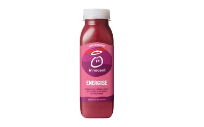Innocent super smoothie 300ml energise