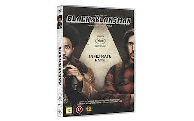Blackkklansman DVD
