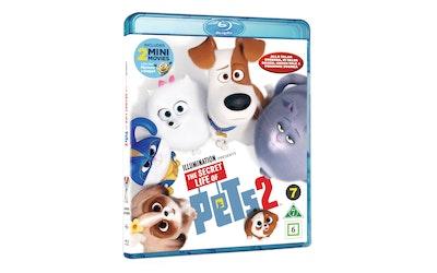 Lemmikkien Salainen Elämä 2 Blu-ray