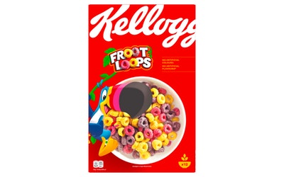 Kellog´s unicorn froot loops 375G