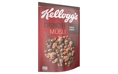 Kellogg's Crunchy Müsli Choco Nuts 500g