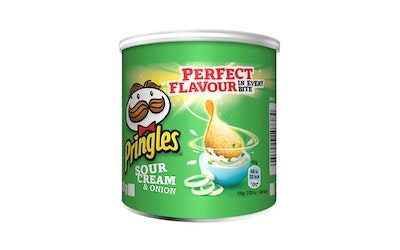 Pringles perunalastu 40g sourcream&onion
