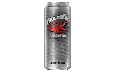 Mad Croc energiajuoma 0,5l sokeriton