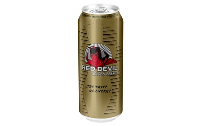 Red Devil energiajuoma 0,5l gold