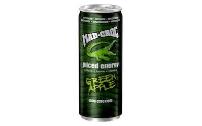 Mad-Croc energiajuoma omena 0,25l