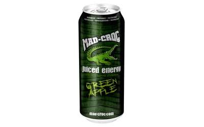 Mad-Croc Green Apple 0,5l