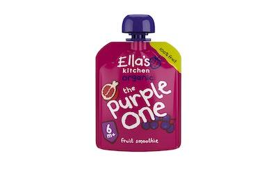 Ella's Kitchen Luomu violetti hedelmäsmoothie 90g