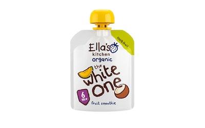 Ella's Kitchen Luomu valkoinen hedelmäsmoothie 90g 6kk