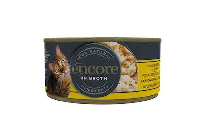 Encore kissan annosrasia kananrinta juusto 70g