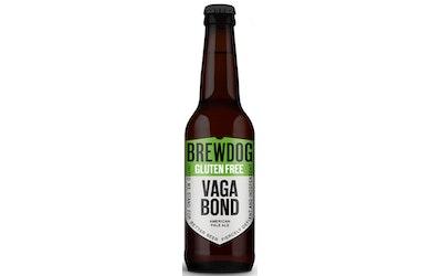 BrewDog Vagabond Pale Ale Gluten Free Beer 4,5% 0,33l