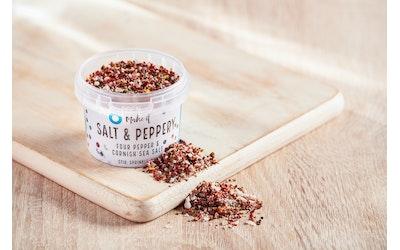 Cornish luxury merisuola & pippuri 60g