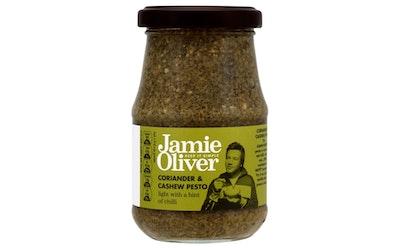 Jamie Oliver korianter&cashew pesto 190g