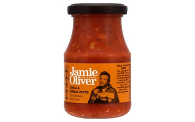 Jamie Oliver chili&valkosipuli pesto 190g