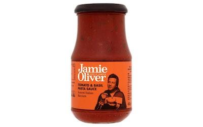 Jamie Oliver tomaatti & basilika pasta kastike 400g