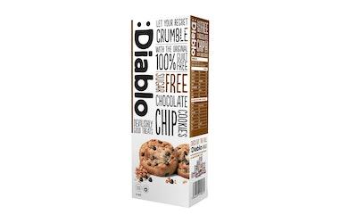 Diablo chocolate chip cookie 130g sokton