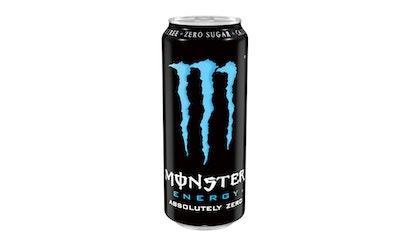 Monster energy absolute zero energiajuoma 0,5l