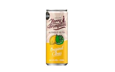 Harry Bromptons London Ice Tea with vodka Skinny citrus 4% 0,25l