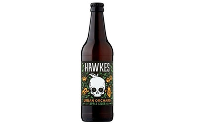 Hawkes Urban Orchard Apple Cider medium dry 4,5% 0,5l