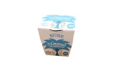 The Coconut Collaborative natural kookosmaitovalmiste 120g