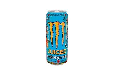 Monster Energy Drink Mango Loco 0,5l