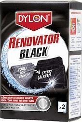 Dylon 2x50g Black Renovator värinpalauttaja
