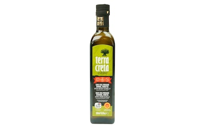 Terra Creta Estate Extra neitsytoliiviöljy, SAN, 500 ml
