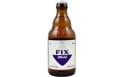 Fix Hellas lager olut 5% 0,33l