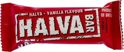 Halva bar vaniljahalvapatukka 40g