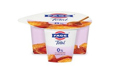 Fage total jogurtti 170g 0% hunaja