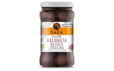 Gaea Luomu Kalamata oliivi kivetön 290/160g