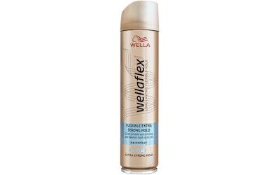 Wella Wellaflex hiuskiinne 250ml Extra Strong