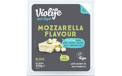 Violife Mozzarella 400g kasviper juusto