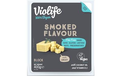 Violife 400g savumakuinen kasviperäinen juustovaihtoehto
