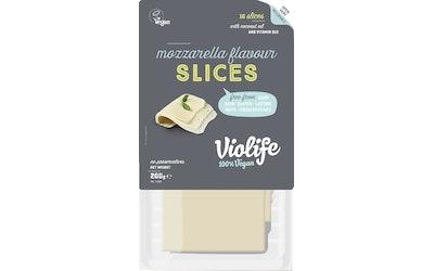 Violife 200g mozzarella viipale