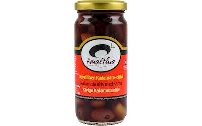 Amalthia Kivellinen Kalamata-oliivi 260g/150g