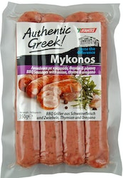 Ifantis authentic greek Mykonos grillimakkara sipuli&yrtti 350g